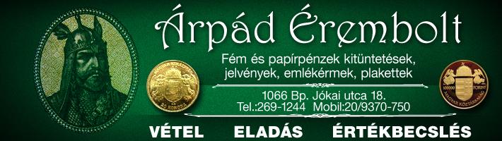 Árpád Érembolt
